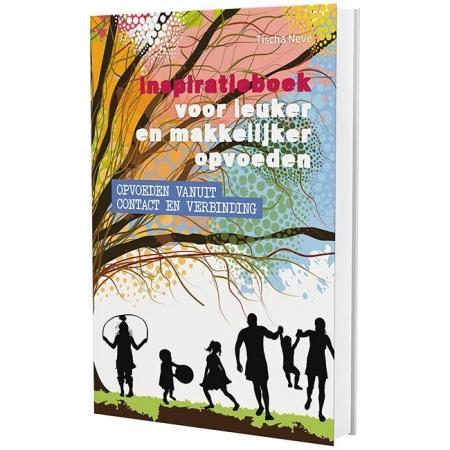 Boek over Opvoeden: Leuekr en Makkelijker Opvoeden